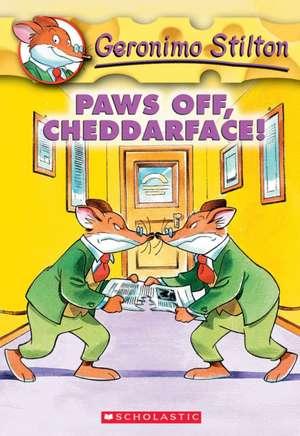 Paws Off, Cheddarface! de Geronimo Stilton