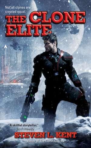 The Clone Elite de Steven L. Kent