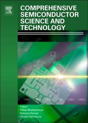 Comprehensive Semiconductor Science and Technology imagine