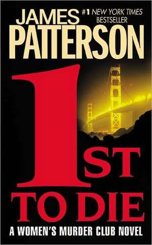 1st to Die de James Patterson