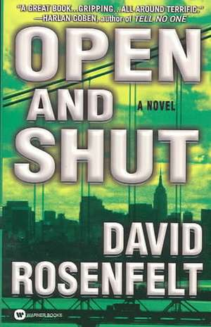 Open and Shut de David Rosenfelt