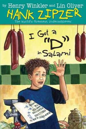 """I Got a """"D"""" in Salami de Henry Winkler"""
