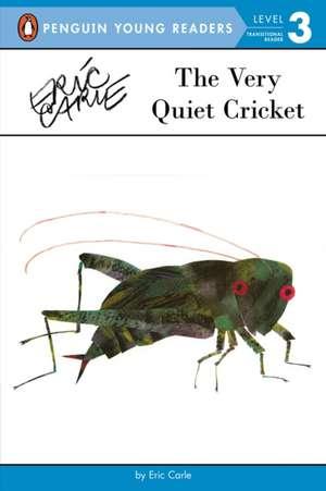 The Very Quiet Cricket de Eric Carle