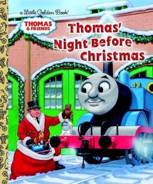 Thomas' Night Before Christmas de R. Schuyler Hooke