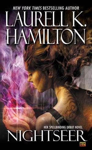 Nightseer de Laurell K. Hamilton