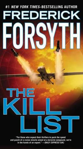 The Kill List de Frederick Forsyth
