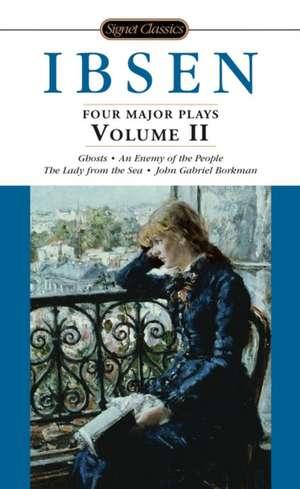 Four Major Plays Vol.2 de Henrik Ibsen