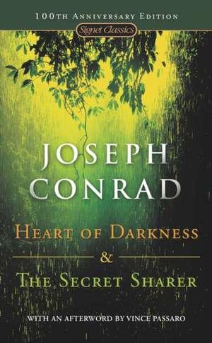 Heart Of Darkness And The Secret Sharer de Joseph Conrad