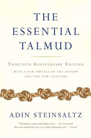 The Essential Talmud imagine