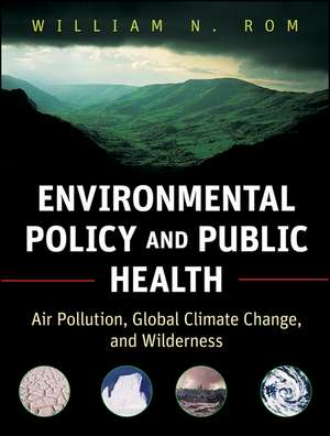 Environmental Policy and Public Health imagine