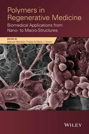 Polymers in Regenerative Medicine