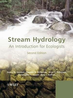 Stream Hydrology