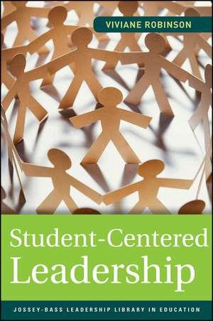 Student–Centered Leadership imagine