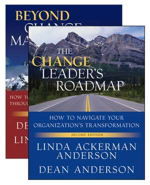 The Change Leader′s Roadmap and Beyond Change Management