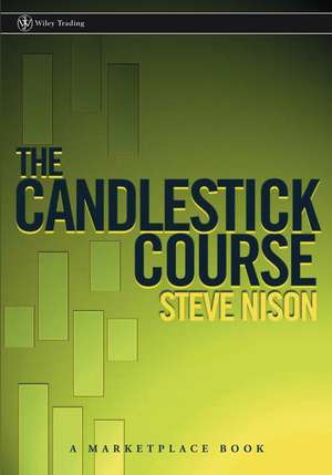 The Candlestick Course imagine
