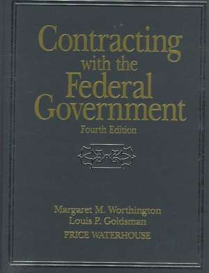Contracting With The Federal Government