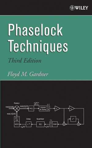 Phaselock Techniques de Floyd M. Gardner