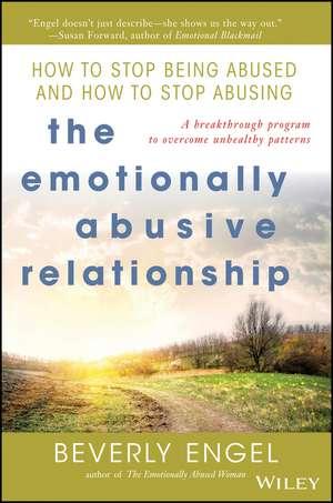 The Emotionally Abusive Relationship imagine