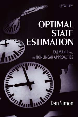 Optimal State Estimation