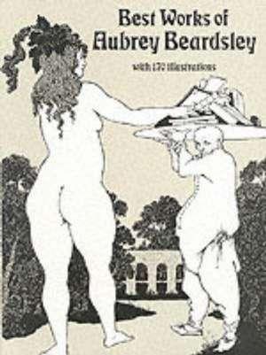 Best Works of Aubrey Beardsley:  24 Cards de Aubrey Beardsley