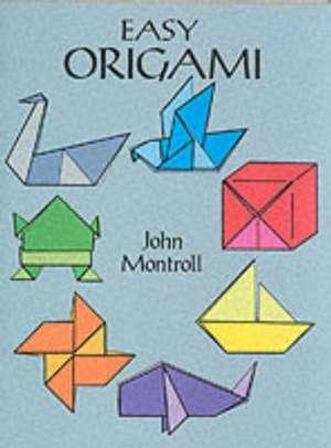 Easy Origami de John Montroll