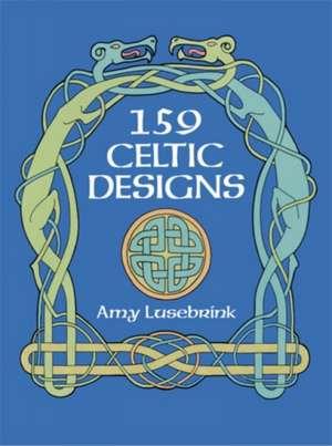 159 Celtic Designs de Amy L. Lusebrink