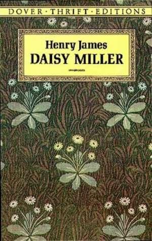 Daisy Miller de Jr. James, Henry