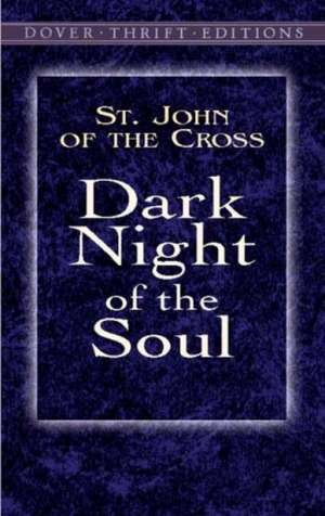 Dark Night of the Soul de St John