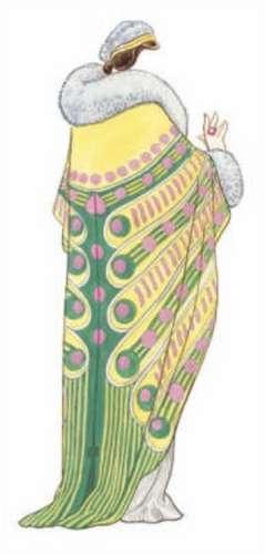 Art Deco Fashions Paper Dolls de  Tom Tierney