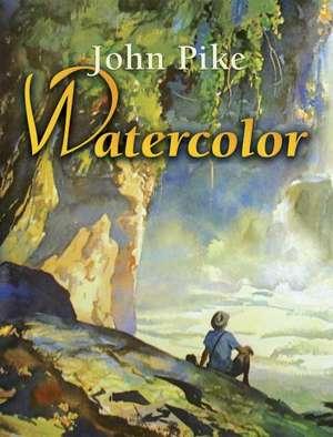 Watercolor:  Eight Essays from the Parerga de John Pike