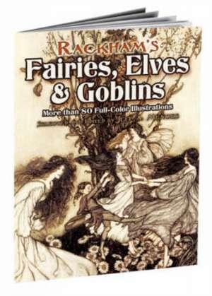 Rackham's Fairies, Elves & Goblins imagine