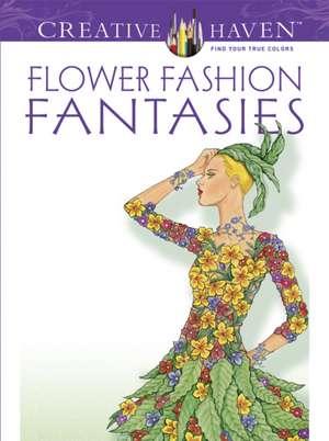Flower Fashion Fantasies de Ming-Ju Sun