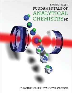 Fundamentals of Analytical Chemistry imagine