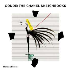 Goude: The Chanel Sketchbooks imagine