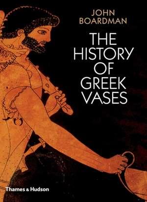 The History of Greek Vases imagine