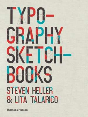 Typography Sketchbooks imagine