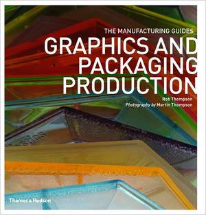 Graphics and Packaging Production imagine