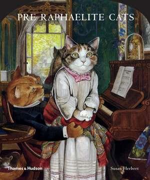 Pre-Raphaelite Cats imagine