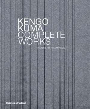 Kengo Kuma de Kenneth Frampton