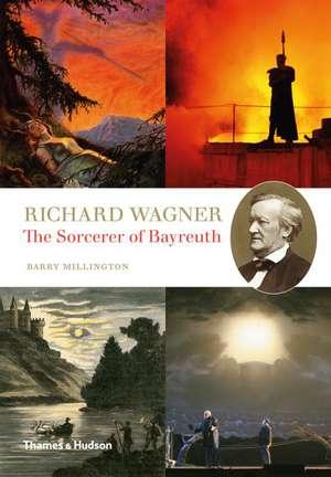 Millington, B: Richard Wagner imagine