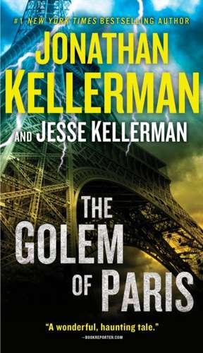 The Golem of Paris de Jonathan Kellerman
