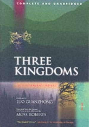 Three Kingdoms – A Historical Novel V 1 de Luo Guanzhong