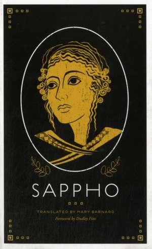 Sappho 3e de Mary Barnard