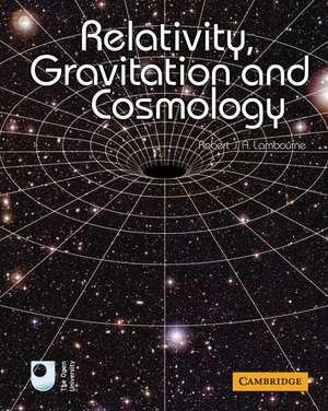 Relativity, Gravitation and Cosmology imagine