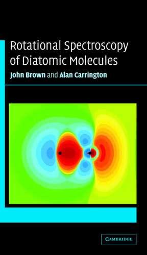 Rotational Spectroscopy of Diatomic Molecules imagine