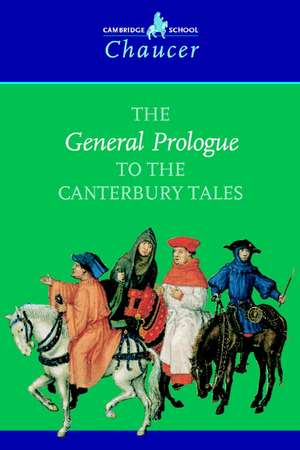 The General Prologue to the Canterbury Tales imagine