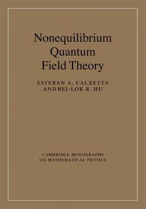 Nonequilibrium Quantum Field Theory imagine