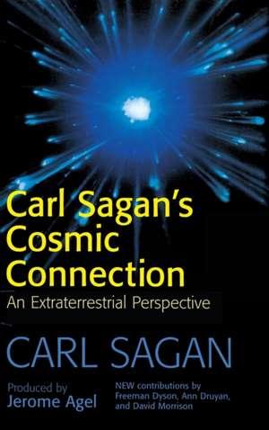 Carl Sagan's Cosmic Connection imagine