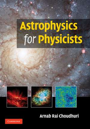Astrophysics for Physicists imagine