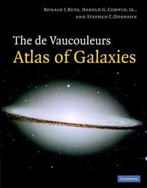 The de Vaucouleurs Atlas of Galaxies imagine